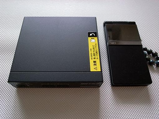 DTV-S110本体