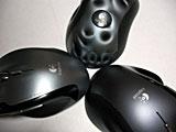 ロジクールのマウス3つを比較