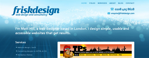 Frisk Design