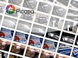 Picasa(画像管理・編集ソフト)を使ってみた