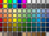 カラーピッカー – FE – Color Palette