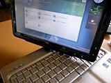 HP tx2005/CTを購入してました。